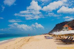 "Secret Beach ""Pantai Pandawa"" Surga Keindahan Pantai Di Balik Perbukitan"