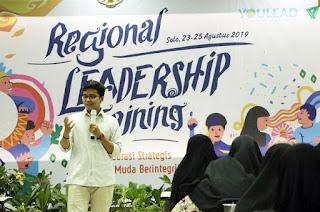 program kaderisasi pemimpin muda strategis berintegritasi