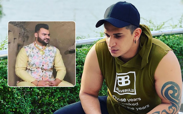 Bigg Boss star Prince Narula's brother dies