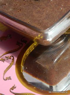 Άλειμμα σοκολάτας (σπιτική μερέντα)