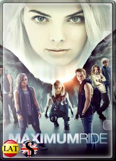 Maximum Ride: Proyecto Ángel (2016) WEB-DL 1080P LATINO/INGLES