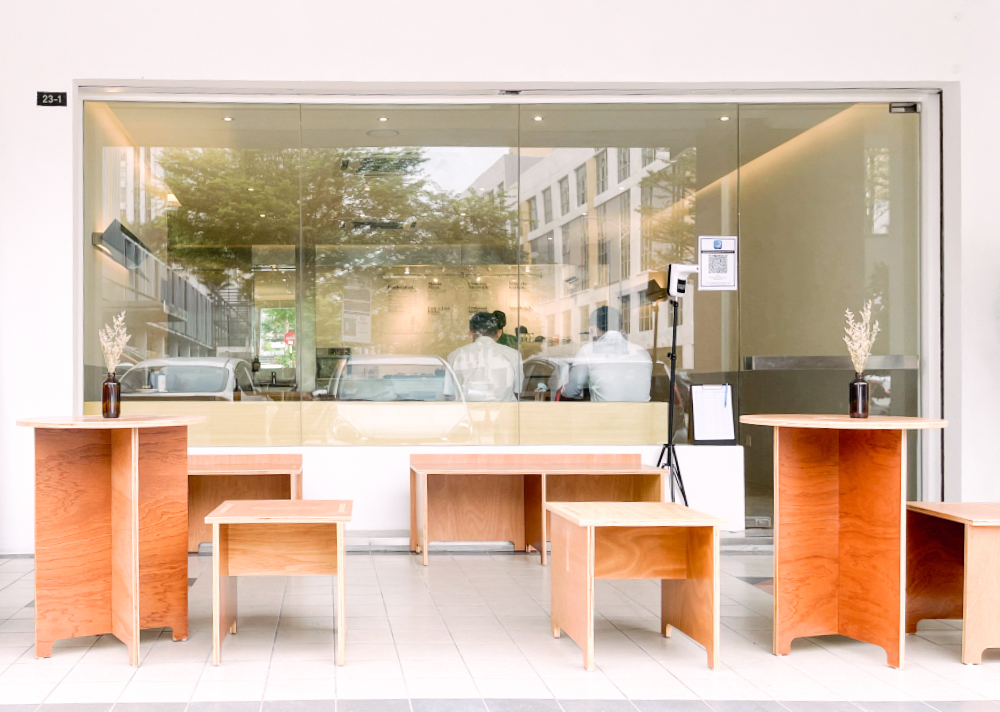W Cafe & Dining, Dataran Prima