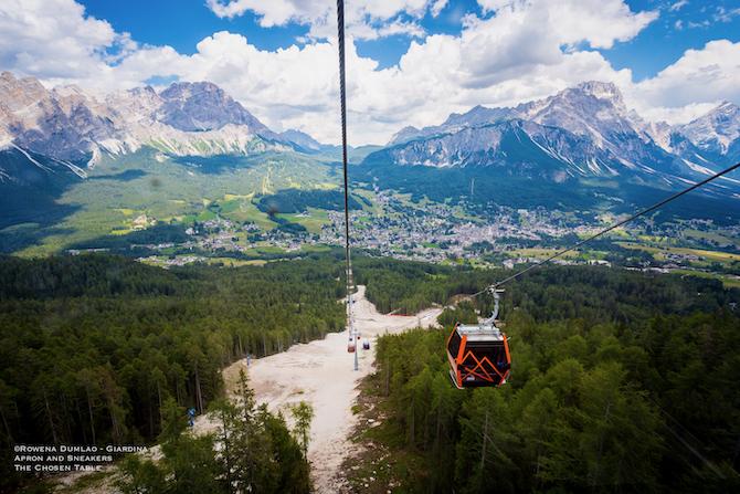Nasce nel 1992 a edolo (bs) come ditta individuale artigianale opera nel settore elettrico e delle. On Top Of The World At Masi Wine Bar Cortina Dolomites Italy