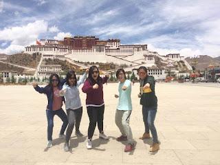香港去西藏旅遊攻略