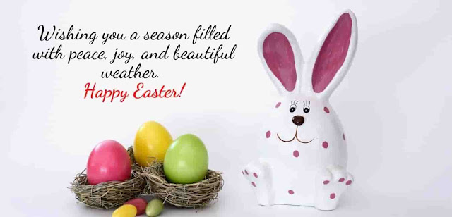 Easter wishes and messages