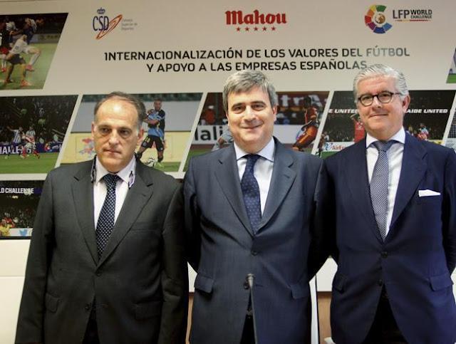 Mahou San Miguel, nuevo patrocinador de LFP World Challenge
