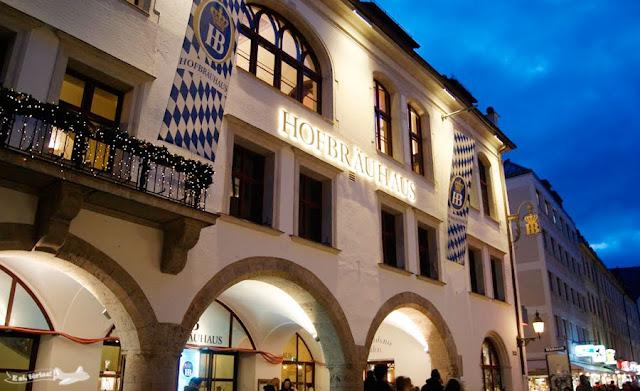 Cervejaria Hofbräuhaus, Munique, Munchen, Alemanha, Germany