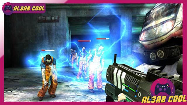 تحميل لعبة DEAD TARGET Zombie MOD للأندرويد من الميديا فاير