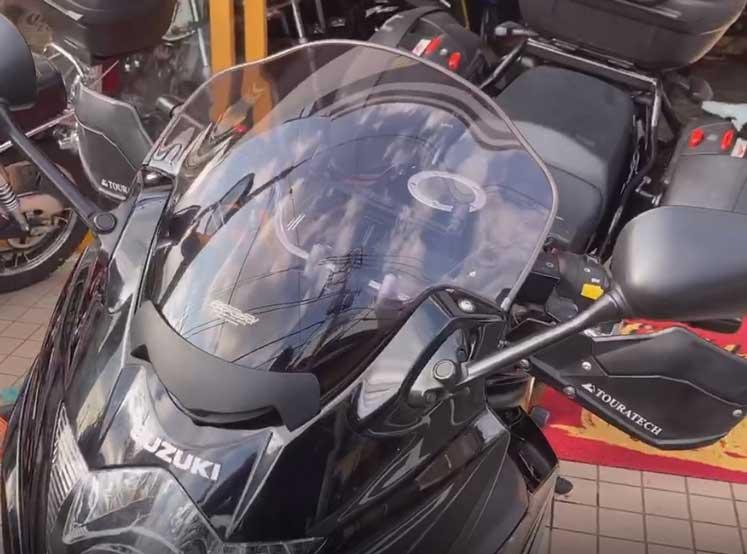 レンタルバイク【Bnadit1250F】