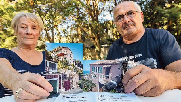 Les squatteurs de Théoule-sur-Mer ont « mis à sac la maison...! », dégradant notamment les meubles