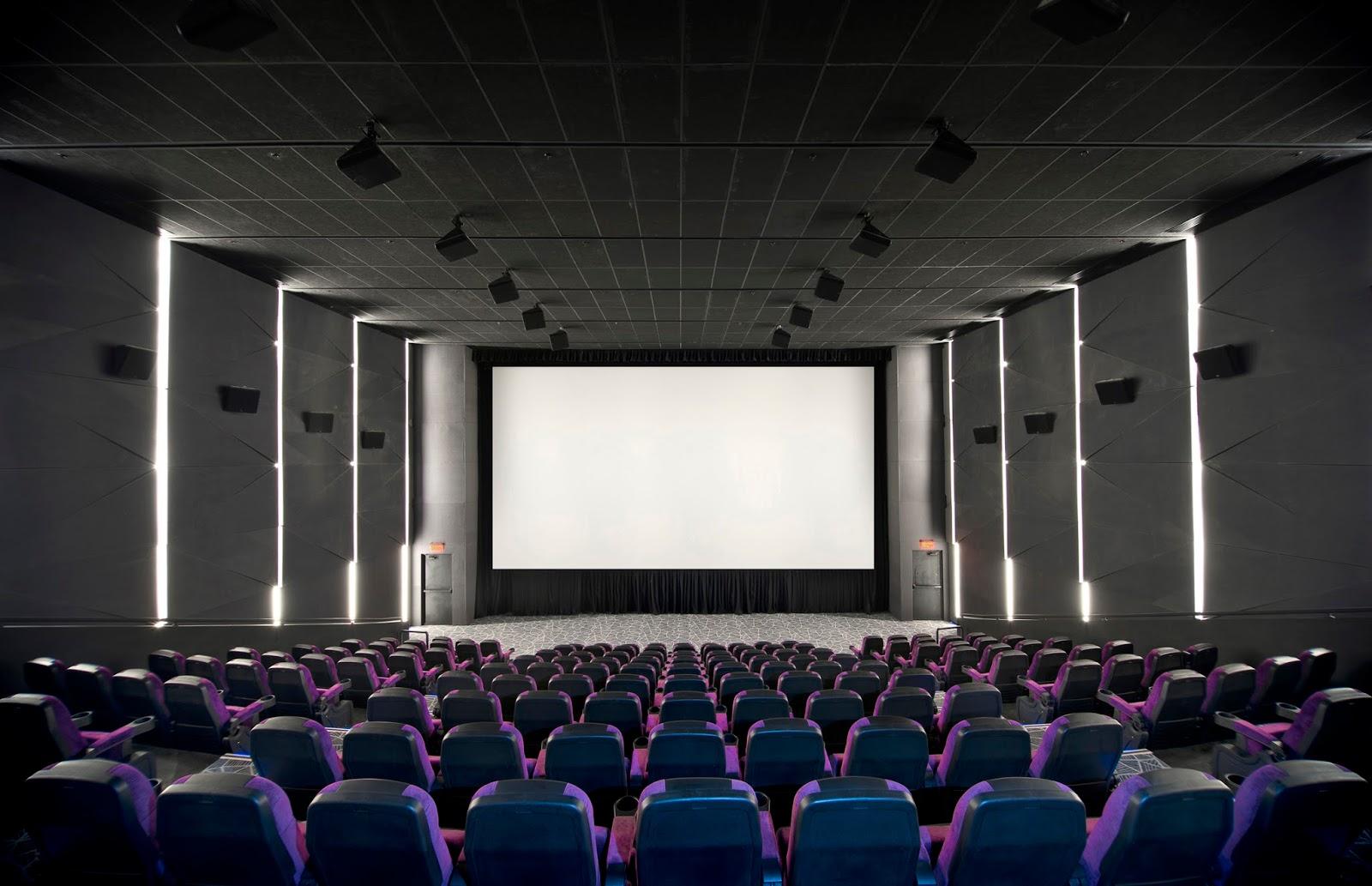 Cinema Center mx4d motion efx theater only at vista cinemas aci