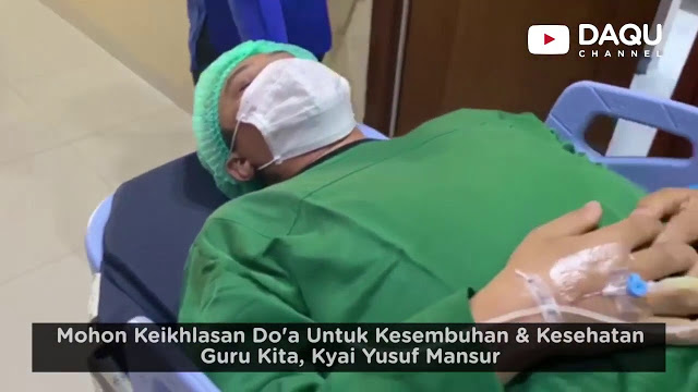 Waduh! Tak Hanya Dihujat, Warganet Suruh Ustadz Yusuf Mansur Minta Doa dari Jokowi
