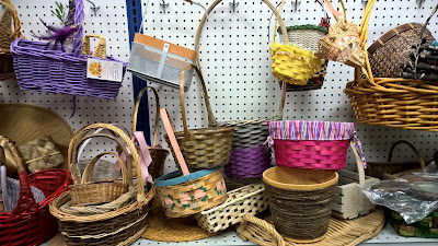 secondhand easter baskets