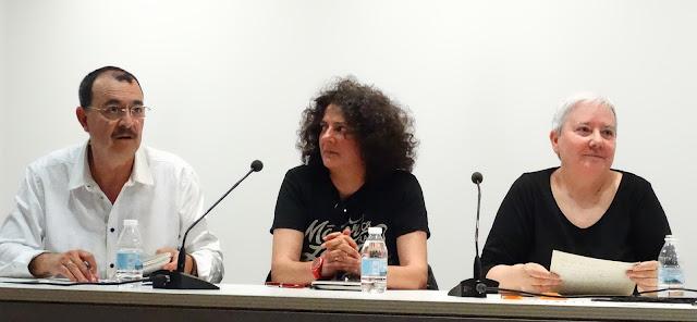 SER POETA: LOLA CALLEJÓN, MAR MONTOYA y JOSÉ ANTONIO SANTANO