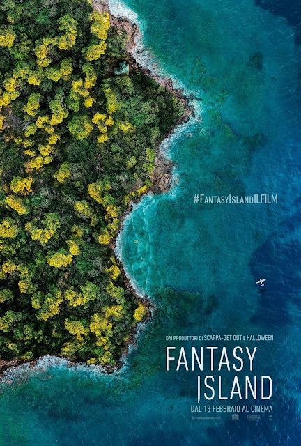 Fantasy Island Blumhouse