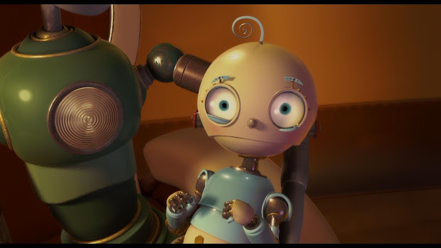 Animation Movie Geek Robots Wallpapers