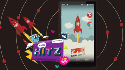 Cara Setting Psiphon Pro Axis Hitz Terbaru 2018