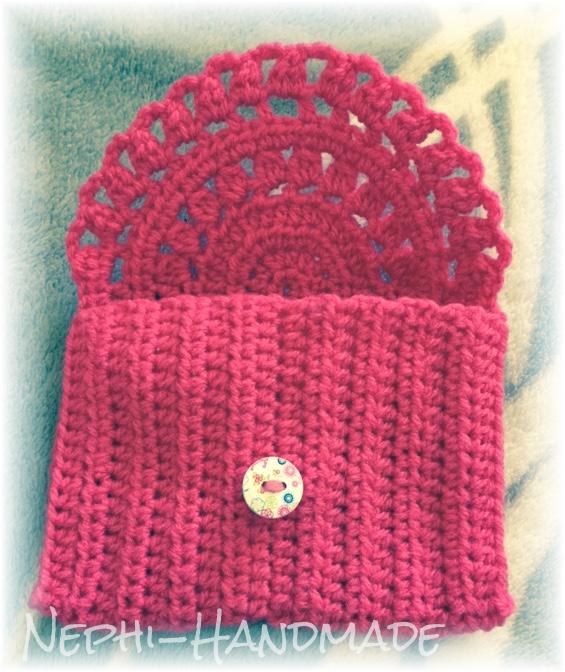 Kleine Taschen Häkeln Nora Kdesign