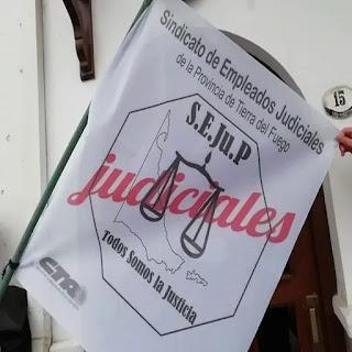 Paro de judiciales y criticas a Bechis