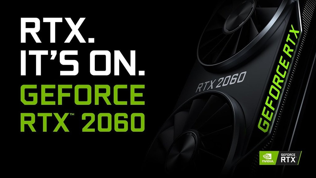 RTX 2060 Founders edition