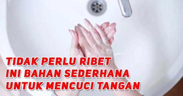 Hand Sanitizer Sederhana