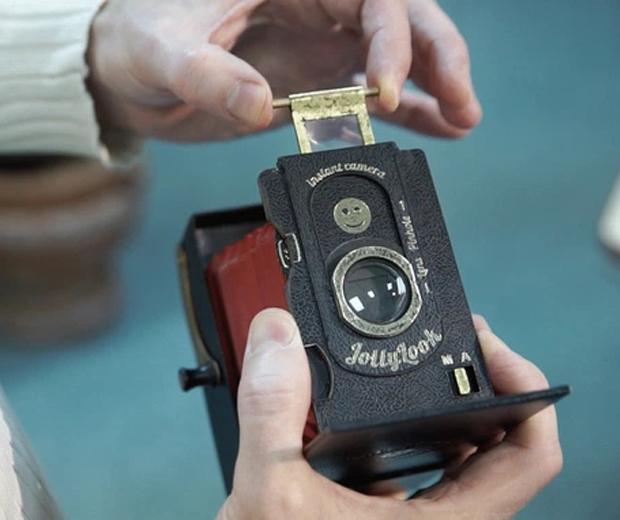 Jollylook Cardboard Vintage Camera