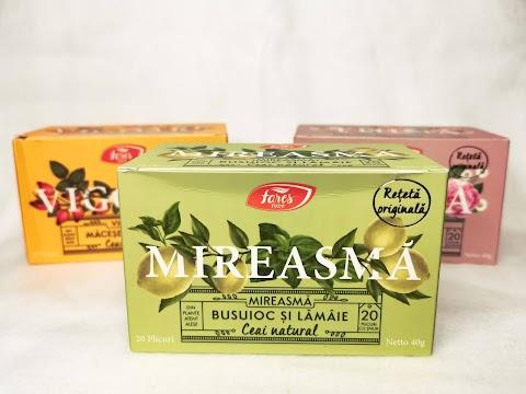 Ceaiuri pentru zile mai bune de la Fares