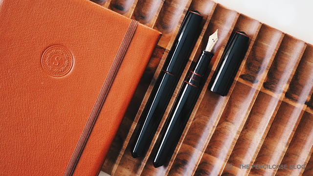 Nakaya fountain pen
