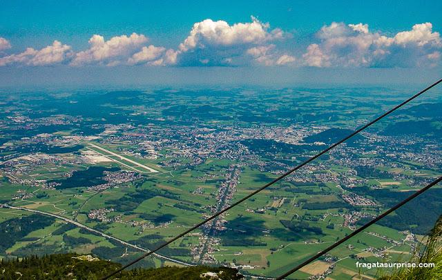 Bondinho do Untersberg, Salzburgo