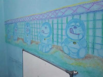 Lukisan Doraemon, Wallpaper Doraemon