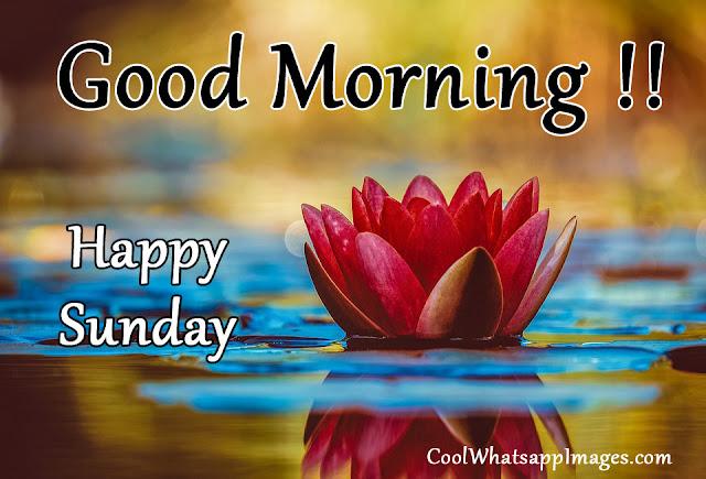 Good Morning Image Sunday