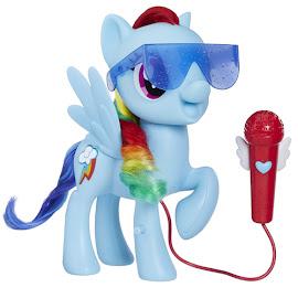 MLP Singing Rainbow Dash Rainbow Dash Brushable Pony