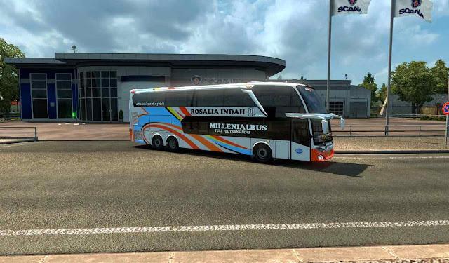 Mod ets2 indonesia  jetbus 3 shd