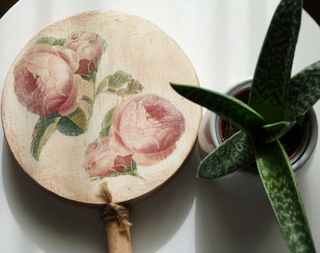 tabla-madera-decoupage