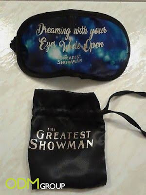Promotional Eye Mask: 3 Marketing Advantages Of This Movie Giveaway