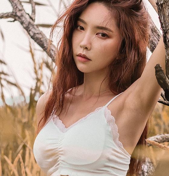 Park Soo Yeon - Natural Underwear