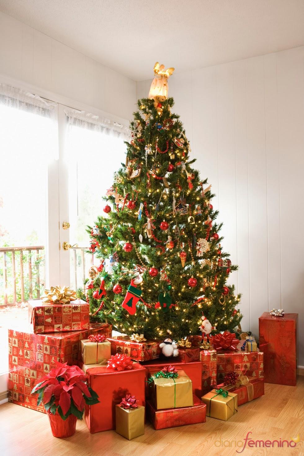 Navidad rbol de navidad for Ornamentacion para navidad