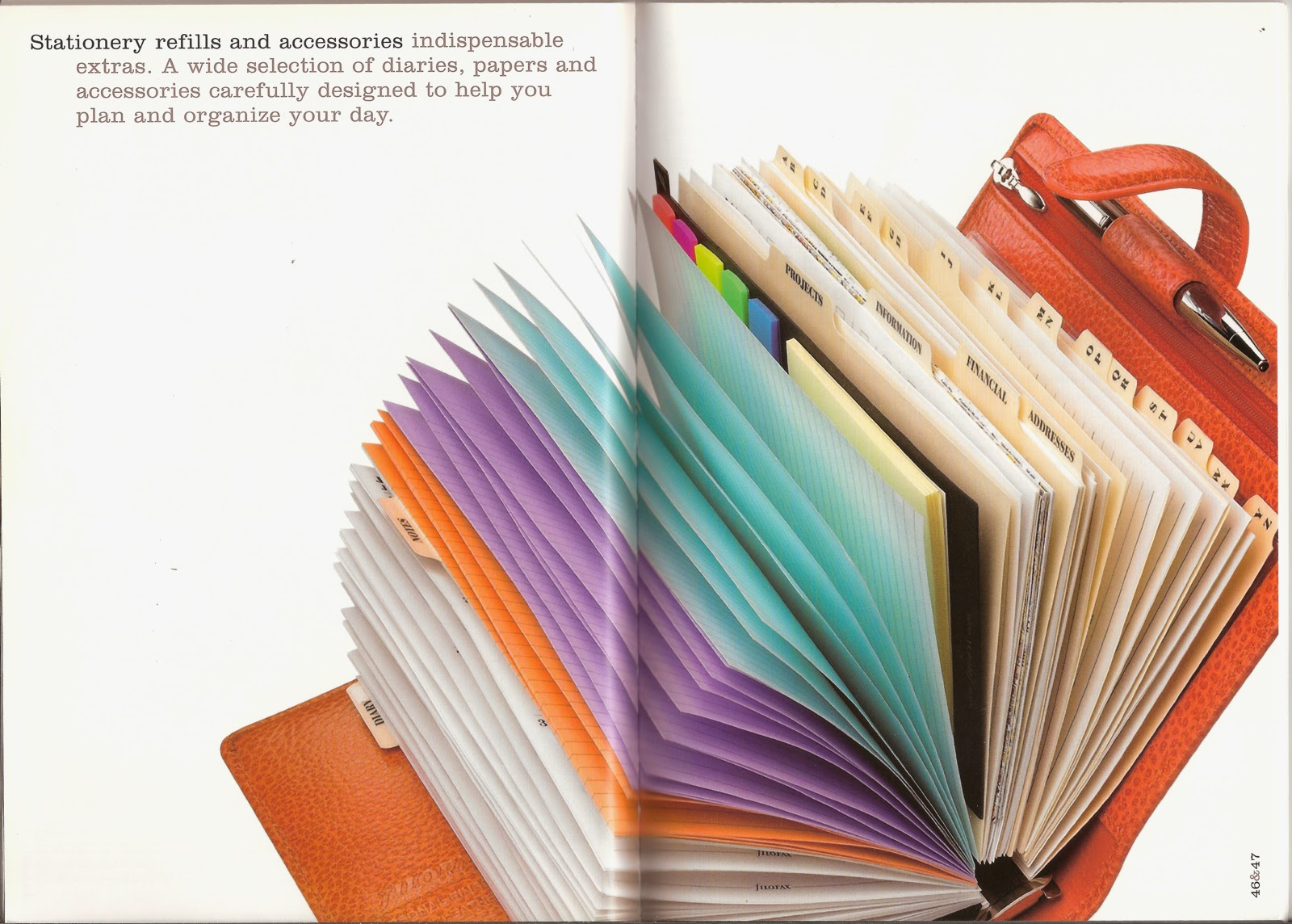 Need to get organised with a Filofax? Choose from a wide range of styles, sizes and colours, or buy your refills, inserts and Filofax accessories here.