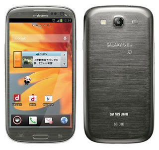 Full Firmware For Device Samsung Galaxy S3 ALPHA SC-03E