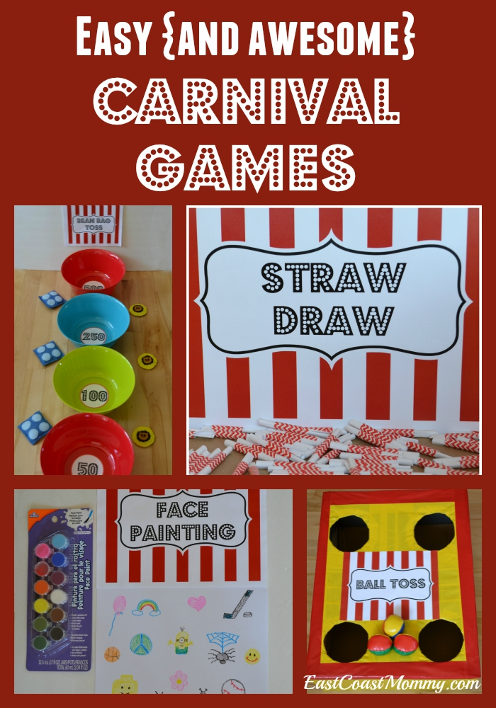 Homemade prizes for carnival games