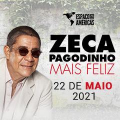 22/05/2021 Show do Zeca Pagodinho em São Paulo [Espaço das Américas]