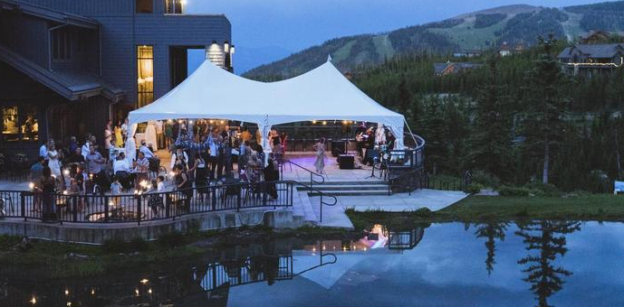 Moonlight Basin Wedding Venues
