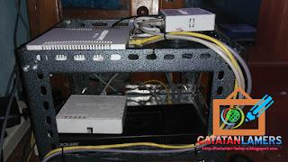 Menggunakan 3 Buah Router Mikrotik Untuk RT RW Net Minimalis