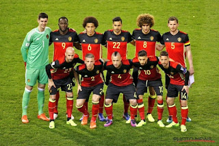 Kualifikasi Piala Dunia 2018, Timnas Belgia (BelgianRedDevils)