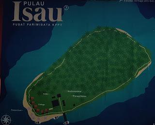 Pulau Isau