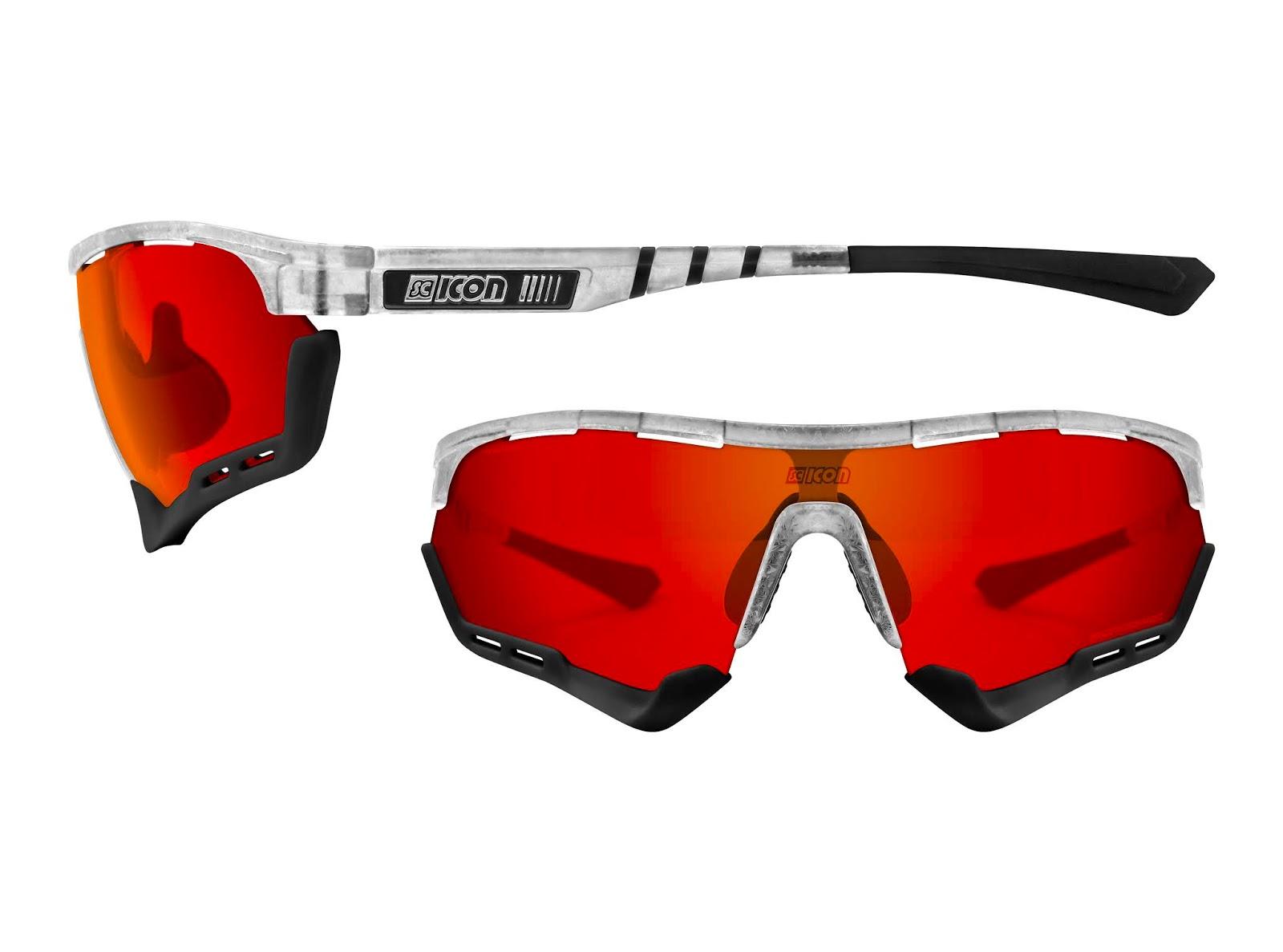 9d8f48b52c Las lentes SCN-XT montadas de la colección Performance non tienen rival, ya  que la mayoría de los fabricantes de gafas deportivas ofrecen lentes en ...