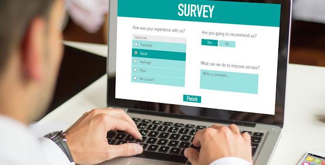 احصل على أموال مقابل إجراء استطلاعات الرأي عبر الإنترنت