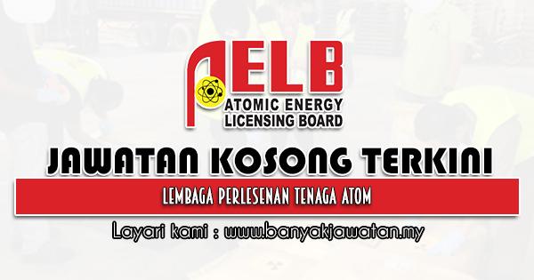 Jawatan Kosong 2021 di Lembaga Perlesenan Tenaga Atom