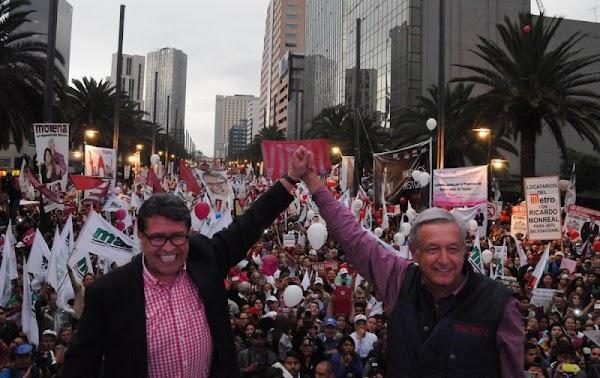 'Seré candidato a Jefe de Gobierno, con o sin Morena' dice Ricardo Monreal.