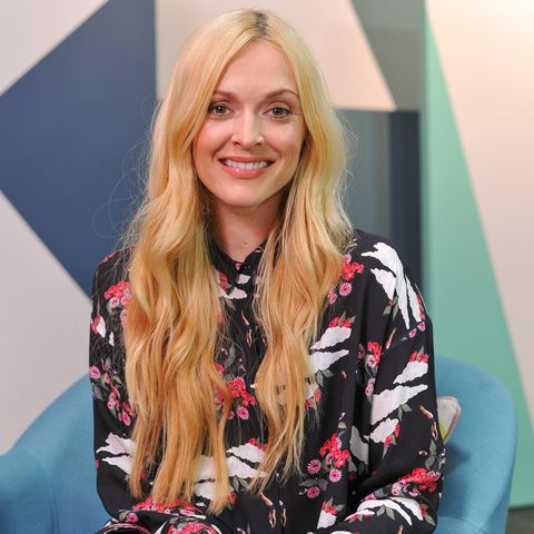 Fearne Cotton, presenter of Interior Design Masters